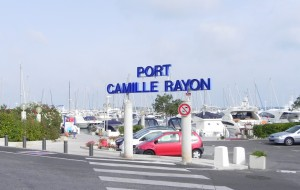 марина  Camille Rayon в Гольф-Жуане