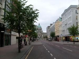 Улицы Белфаста