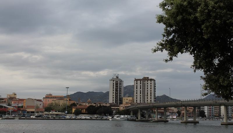 Ольбия — городок на северо востоке Итальянского острова Сардиния