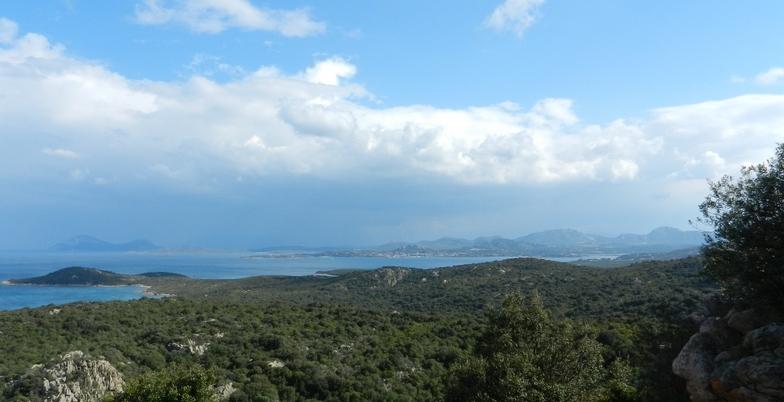 Costa Esmeralda, - жемчужина Сардинии