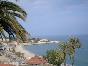 Таррагона пляж