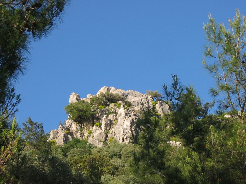 горы Мармариса