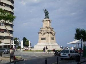 Таррагона монумент