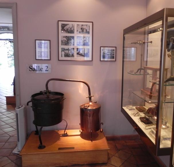 в музее Fragonard