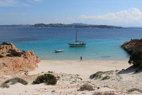 Пляжи в архипелаге Ла Маддалена