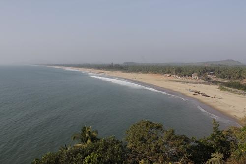 Пляж Гокарна