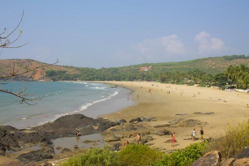 Кудли пляж (Cudle beach)