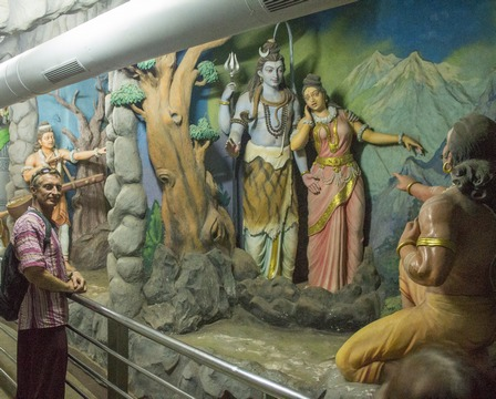 Равана просит Парвати