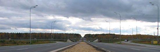 Объездная у Казани