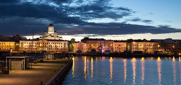 гавань Хельсинки