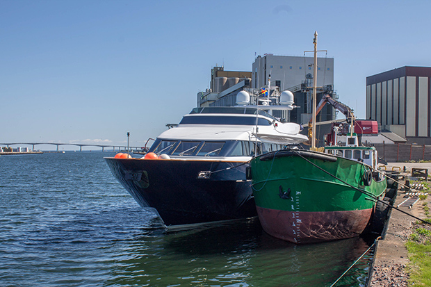 В гавани Кальмара