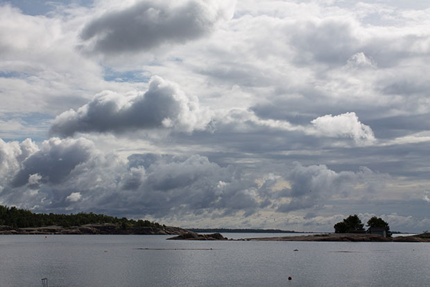 Облака Балтики