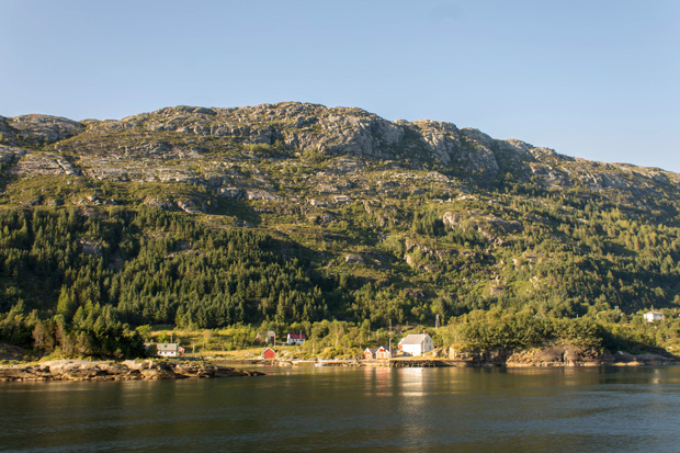 Берега Норвегии