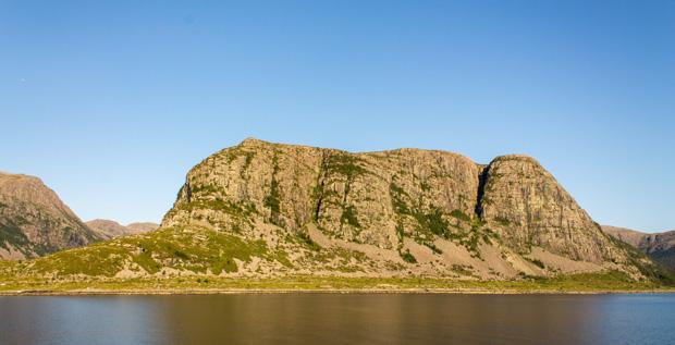 Горы Норвегии