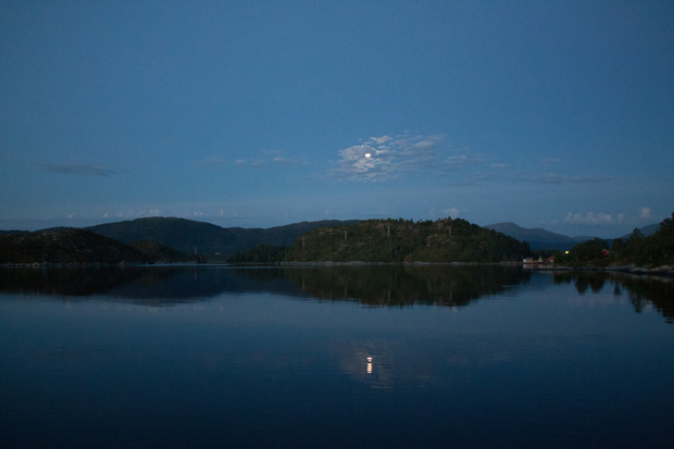 Норвежская ночь