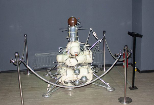 лунный аппарат