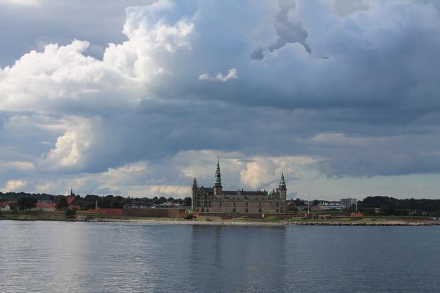 Замок в проливе Зунд