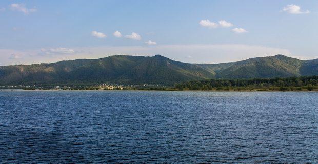 Жигулёвские горы.
