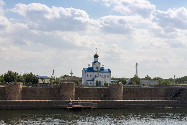 Станица Романовская