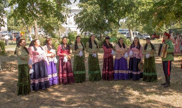Фестиваль в Старочеркасской