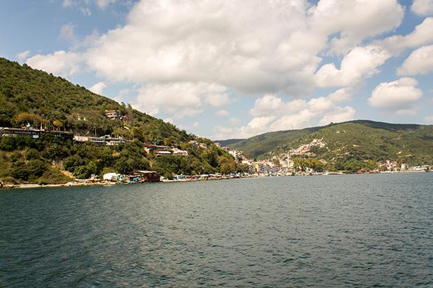 Берега Босфора