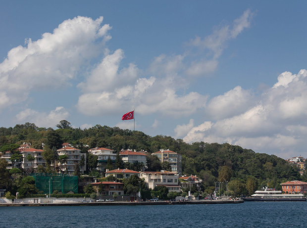 Флаги над Босфором