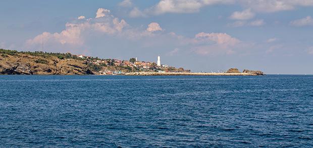 Северный берег Турции