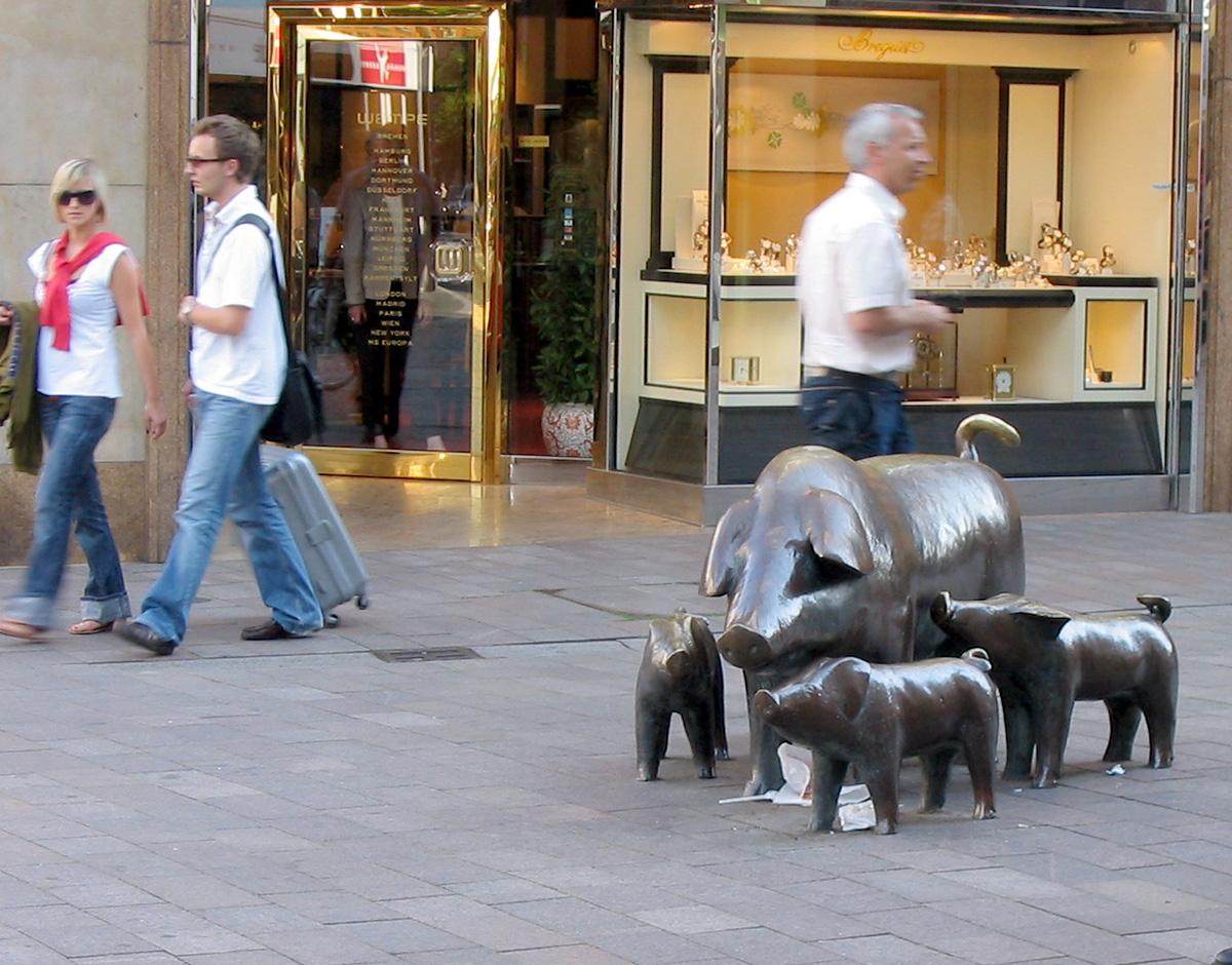 Бременские свиньи