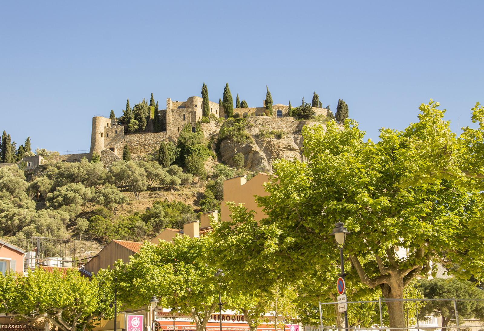 Castle Cassis