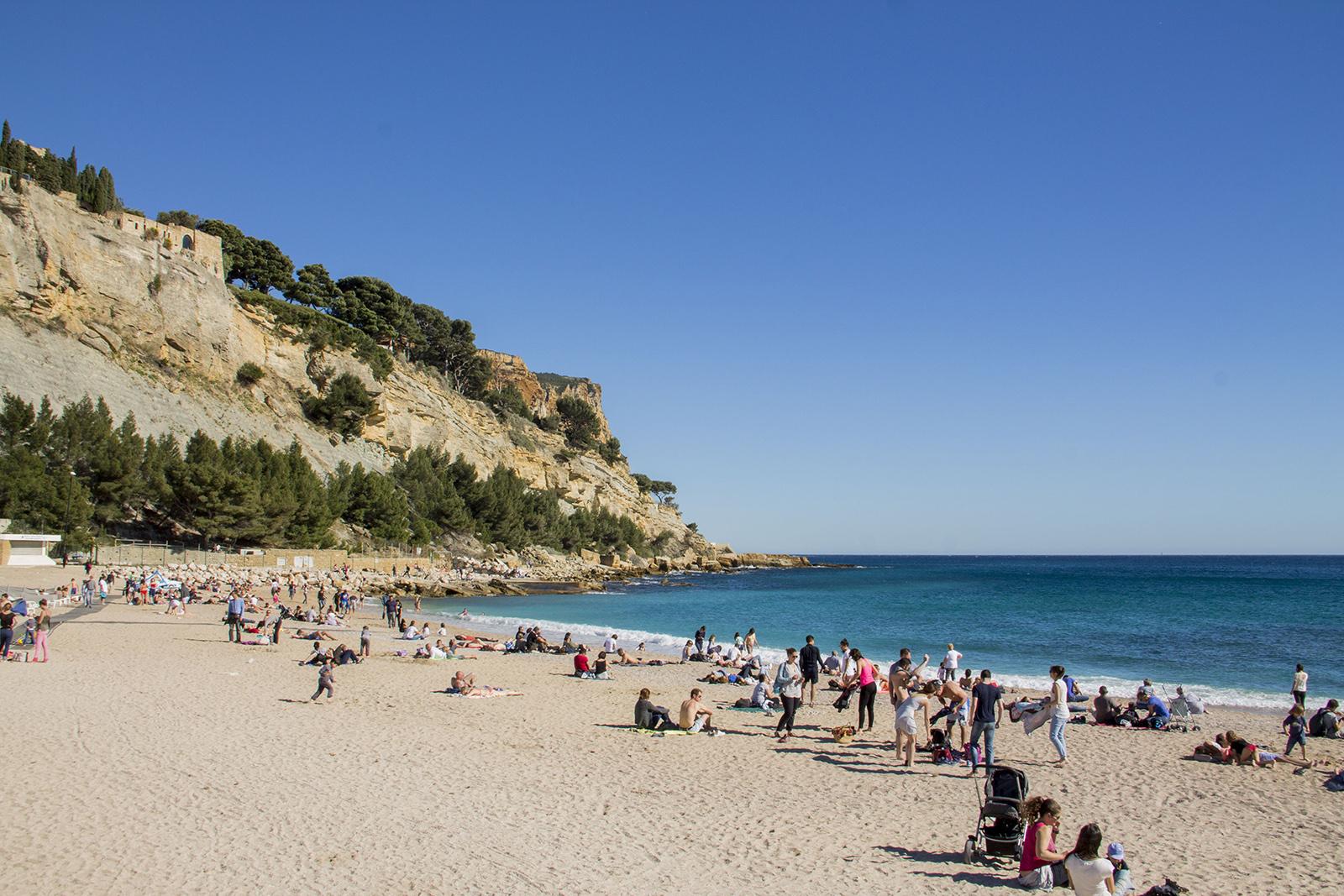 beach Cassis