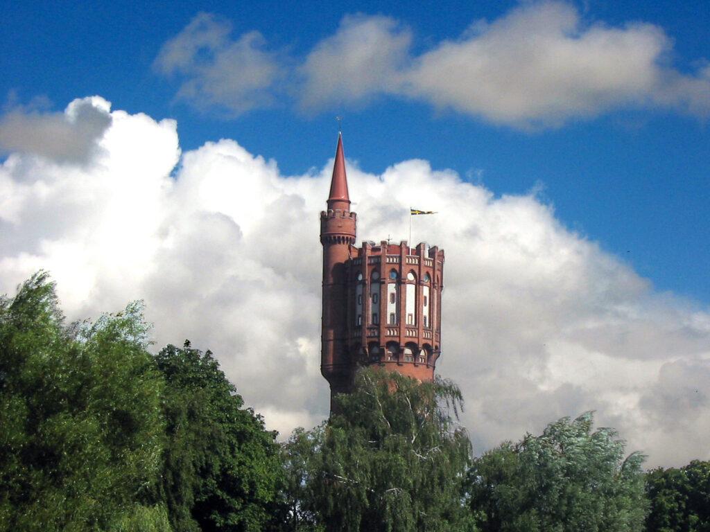 Башня в Ландскроне